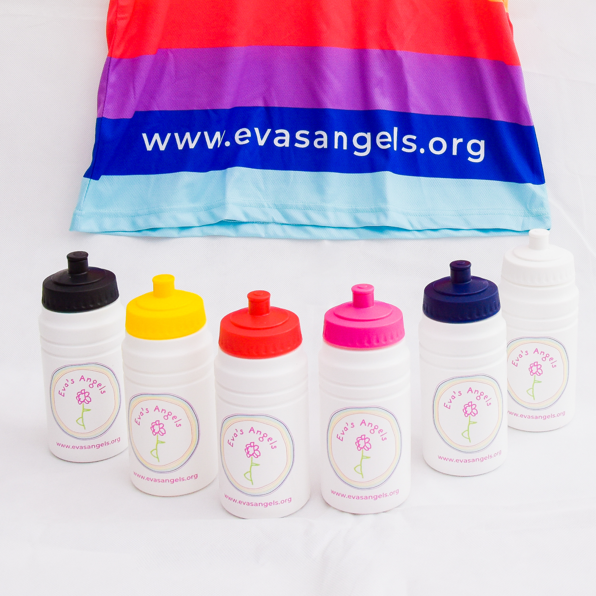 Eva's Angels Water Bottle